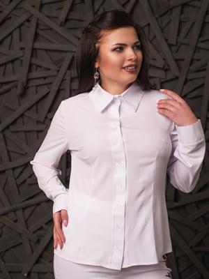 Рубашка белая | 4614060
