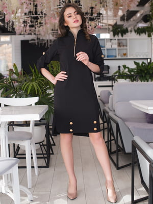 Платье черное | 4950235
