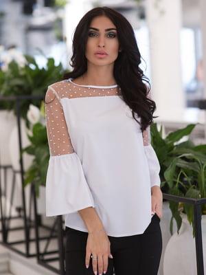 Блуза белая | 4950242