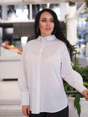 Рубашка белая | 4950260