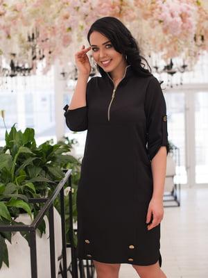 Платье черное | 4950288