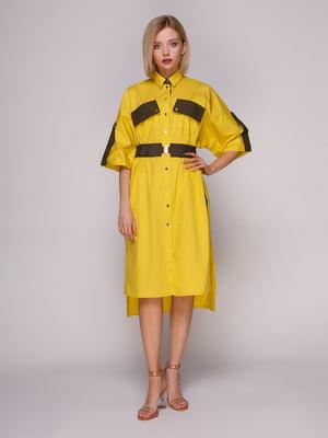 Сукня жовта | 4948131
