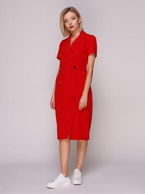 Сукня червона | 4914602