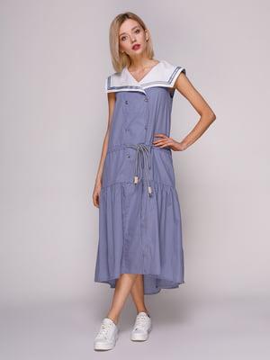 Сукня блакитна | 4948141