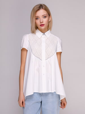 Блуза біла | 4907059