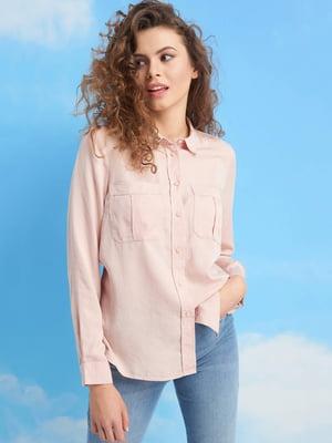 Сорочка рожева   4918659