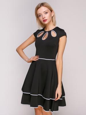 Платье черное | 4906867