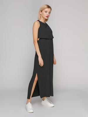 Сукня темно-сіра | 4921929