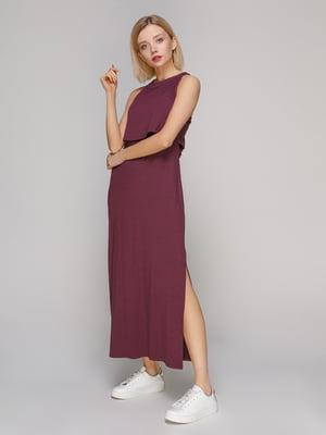Сукня фіолетова | 4921930