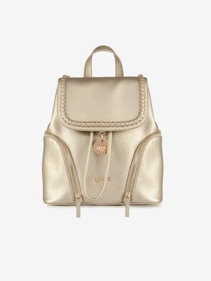 Рюкзак золотистый | 4936174