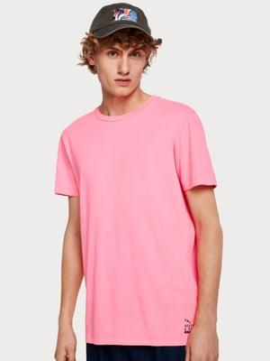 Футболка рожева | 4936661