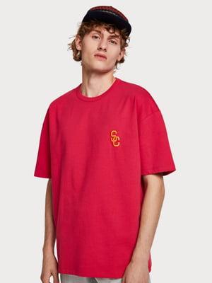 Футболка червона | 4936669
