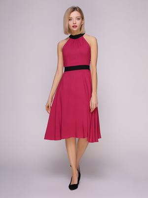 Платье малинового цвета | 4951627