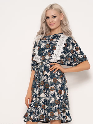Платье в принт | 4950804