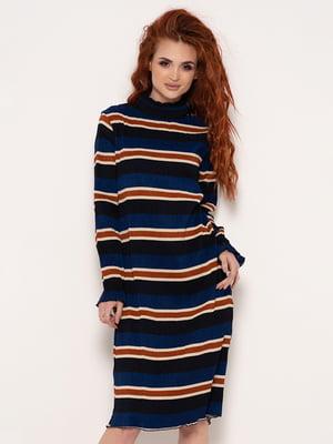Платье в полоску | 4950832
