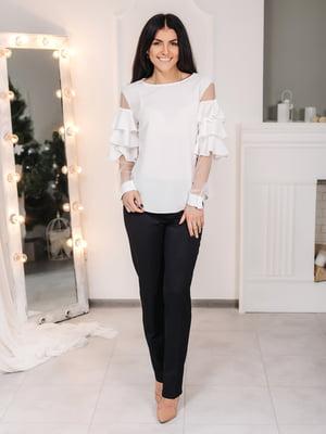 Блуза белая | 4952078