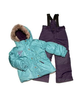 Комплект: куртка та напівкомбінезон | 3670937