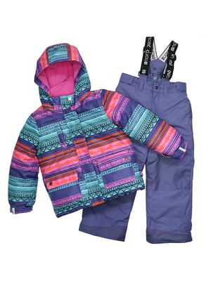 Комплект: куртка и полукомбинезон | 4952211