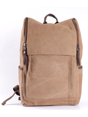 Рюкзак коричневий | 4951346