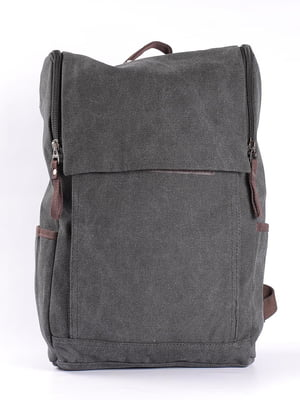 Рюкзак темно-сірий | 4951347