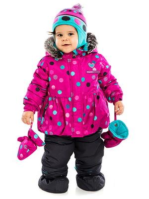 Комплект: куртка і напівкомбінезон | 4952483