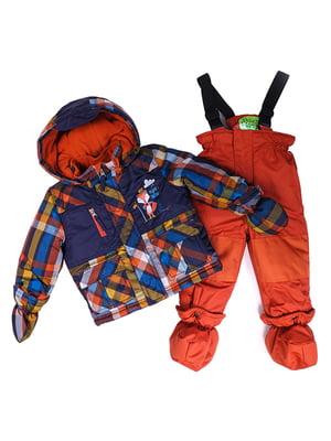 Комплект: куртка і напівкомбінезон | 4952488