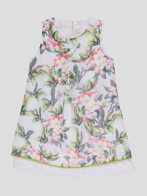 Сукня в квітковий принт | 4781187