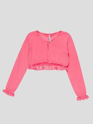 Болеро рожеве | 4781520