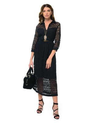 Платье черное | 4955896