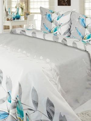 Комплект постільної білизни двоспальний (євро плюс) | 4949979