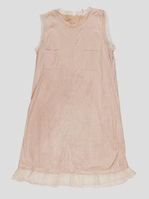 Сукня бежева | 4781534