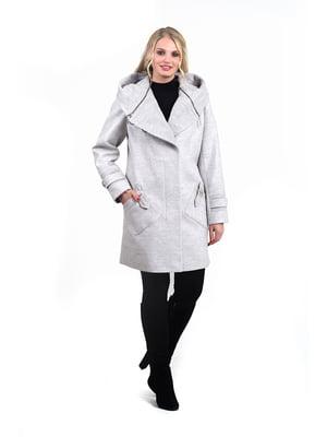 Пальто сіре   3891654