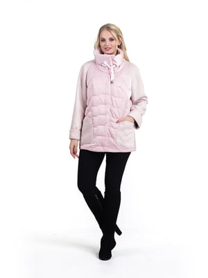 Куртка розовая   4958474