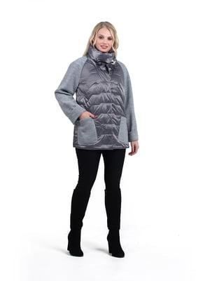 Куртка серая | 4958479