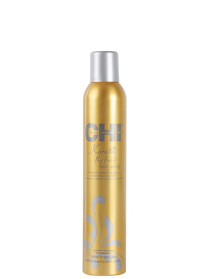 Лак для волос  CHI Keratin Flexible Hold Hair Spray (284 мл) | 4958457