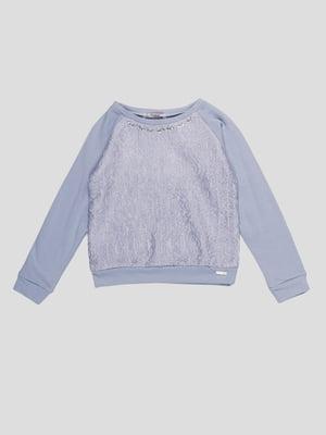 Джемпер блакитний | 4810908