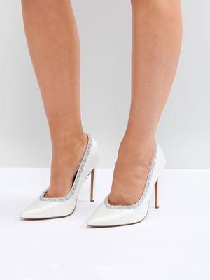 Туфлі білі | 4959011