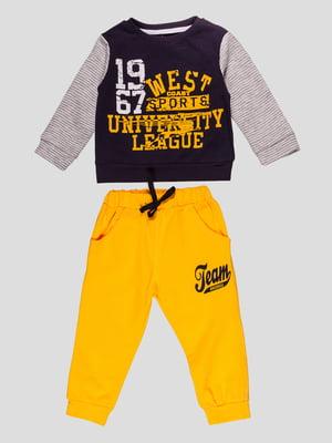 Костюм: світшот і штани | 4918720