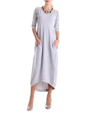 Сукня сіра | 4959798