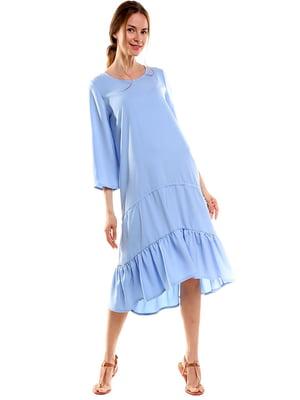Сукня блакитна   4959800