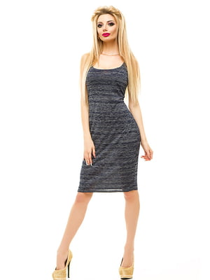 Сукня темно-синя   4655533