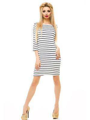 Платье в полоску | 4655537