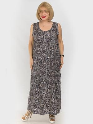 Сукня в квітковий принт | 4962325