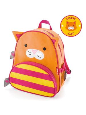 Рюкзак помаранчевий - Skip Hop - 4962525