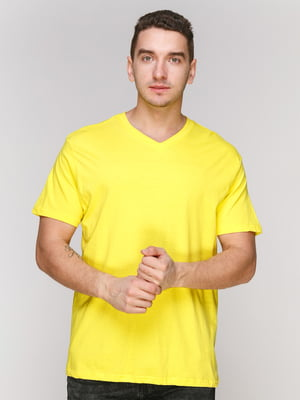 Футболка желтая   4854998
