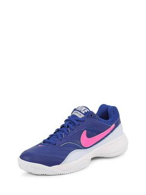 Кросівки сині | 4962559