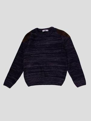 Джемпер темно-синий | 4791648