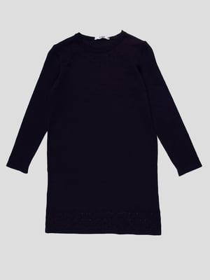 Сукня темно-синя | 4791662