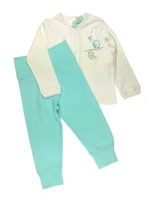 Комплект: кофта и брюки   4964558