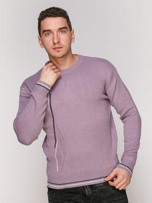 Джемпер фіолетовий | 4907007